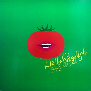 LOVE AND CAROL / Hello English [LP]
