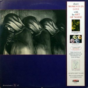 ART OF NOISE / Moments In Love [12INCH]