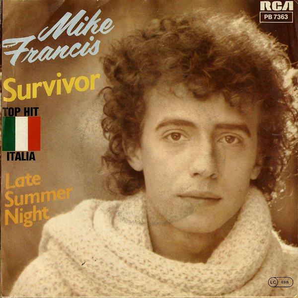 MIKE FRANCIS / Survivor [7INCH...