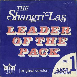 THE SHANGRI-LAS / Leader Of The Pack [7INCH]