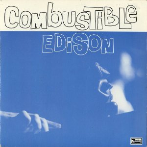 COMBUSTIBLE EDISON / Blue Light [7INCH]