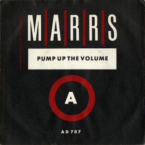 MARRS / Pump Up The Volume [7INCH]