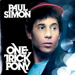 PAUL SIMON / One Trick Pony [LP]