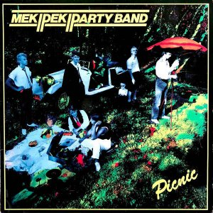 MEK PEK PARTY BAND / Picnic [LP]