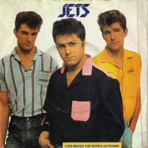 JETS / Love Makes The World Go Round [7INCH]