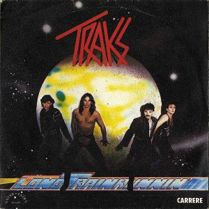 TRAKS / Long Train Running [7INCH]
