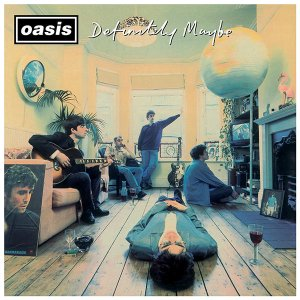 OASIS / Definitely Maybe [LP]