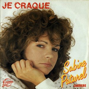 SABINE PATUREL / Je Craque [7INCH]