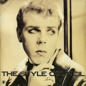 THE STYLE COUNCIL / Walls Come Tumbling Down [7INCH]