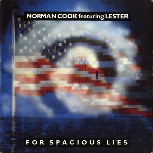 NORMAN COOK FEATURING LESTER / For Spacious Lies [7INCH]