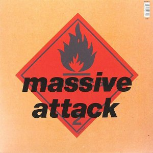 MASSIVE ATTACK / Blue Lines [LP]