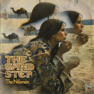 THE NILSMEN / The Sand Step [7INCH]