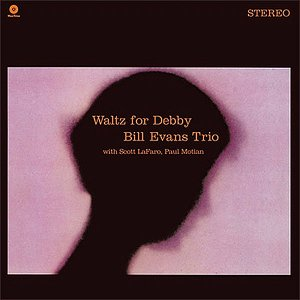 BILL EVANS TRIO / Waltz For Debby [LP]