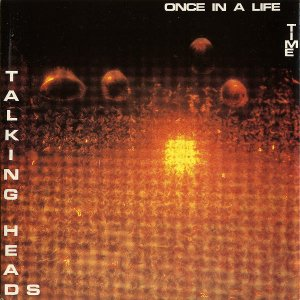TALKING HEADS / Once In A Lifetime [7INCH]