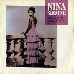 NINA SIMONE / My Baby Just Cares For Me [7INCH]