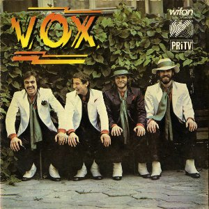 VOX / In The Mood [7INCH]