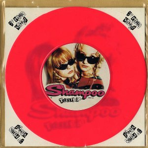 SHAMPOO / Trouble [7INCH]