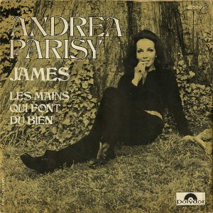 ANDREA PARISY / James [7INCH]