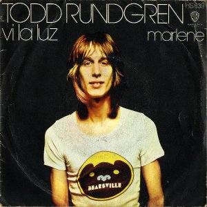 TODD RUNDGREN / I Saw The Light (Vi La Luz) [7INCH]
