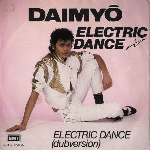 DAIMYO / Electric Dance [7INCH]