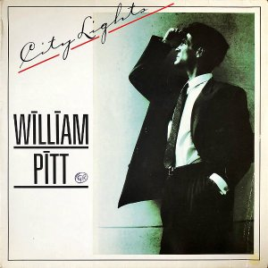 WILLIAM PITT / City Light [12INCH]