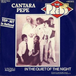 THE PRESS / Cantara Pepe [7INCH]