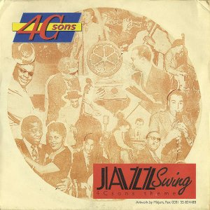 4-C SONS / Jazz Swing [7INCH]