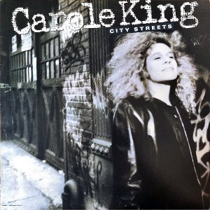 CAROLE KING / City Streets [LP]