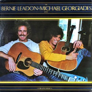 THE BERNIE LEADON-MICHAEL GEORGIADES BAND / The Bernie Leadon-Michael Georgiades Band [LP]
