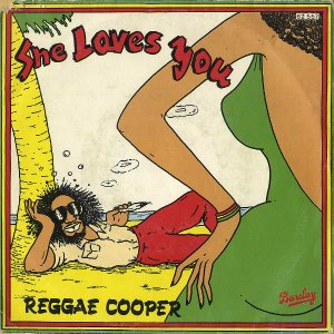 REGGAE COOPER / She Loves You [7INCH]