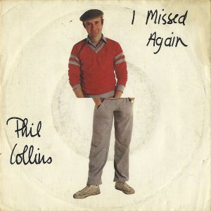 PHIL COLLINS / I'm Not Moving [7INCH]
