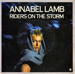 ANNABEL LAMB / Riders On The Storm [7INCH]