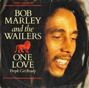 BOB MARLEY AND THE WAILERS / One Love [7INCH]