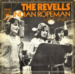 THE REVELLS / Indian Ropeman [7INCH]