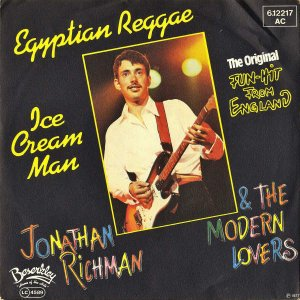 JONATHAN RICHMAN AND THE MODERN LOVERS / Egyptian Reggae [7INCH]