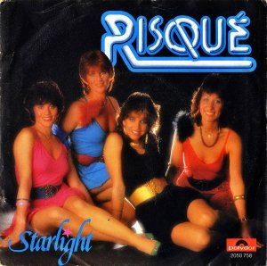 RISQUE / Starlight [7INCH]