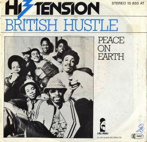 HI-TENSION / British Hustle [7INCH]