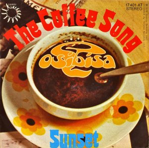 OSIBISA / The Coffee Song [7INCH]