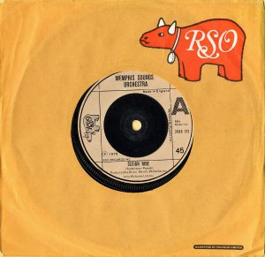 MEMPHIS SOUNDS ORCHESTRA / Sleigh Ride [7INCH]