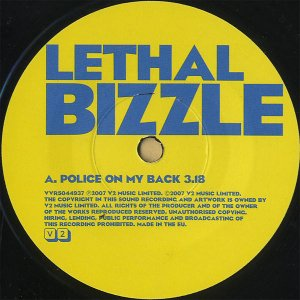 LETHAL BIZZLE / Police On My Back [7INCH]