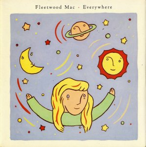 FLEETWOOD MAC / Everywhere [7INCH]