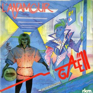 GAELL / L'anamour [7INCH]