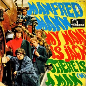 MANFRED MANN / My Name Is Jack [7INCH]