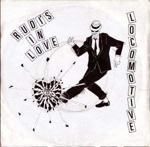 LOCOMOTIVE / Rudi's In Love [7INCH]