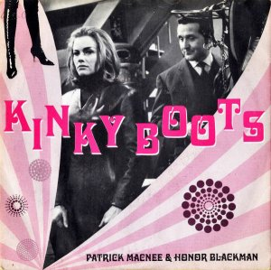 PATRICK MACNEE AND HONOR BLACKMAN / Kinky Boots [7INCH]