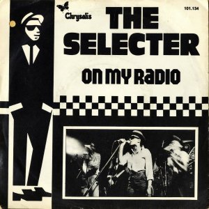 THE SELECTER / On My Radio [7INCH]