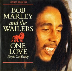 BOB MARLEY AND THE WAILERS / One Love [7INCH]