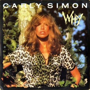 CARLY SIMON / Why [7INCH]