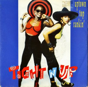 TIGHT N UP / Uptown Top Ranking [7INCH]