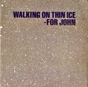 YOKO ONO / Walking On Thin Ice [7INCH]